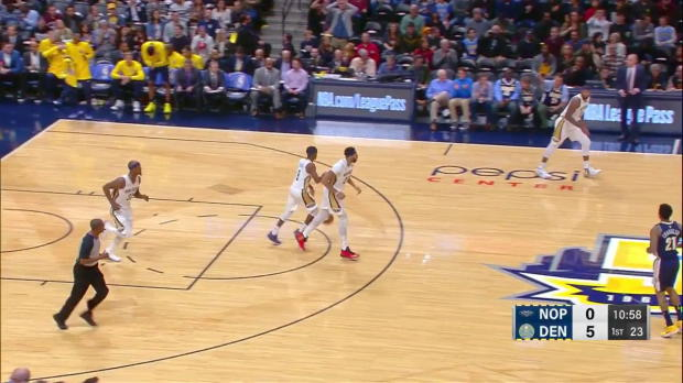 WSC: Jamal Murray (31 points) Game Highlights vs. New Orleans Pelicans
