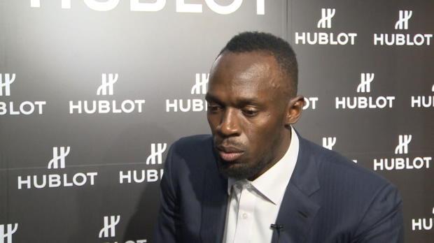 Usain Bolt über seinen Abschied und WM in Tokio