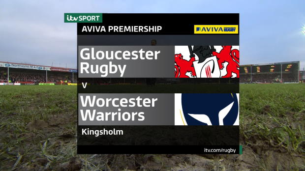 Aviva Premiership - Highlights - Gloucester Rugby v Worcester Warriors