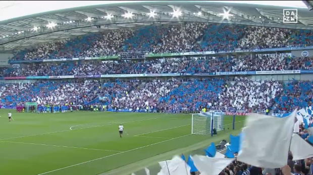 Brighton - Man City