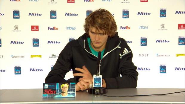ATP-Finals: Zverev erklärt Balljungen-Gate
