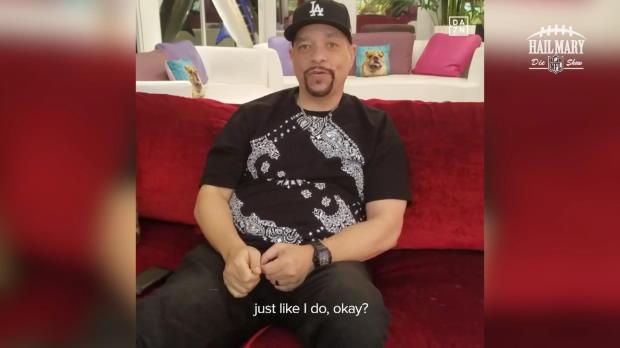 Hail Mary: Ice-T, Lady Gaga und ein Trikot eurer Wahl!