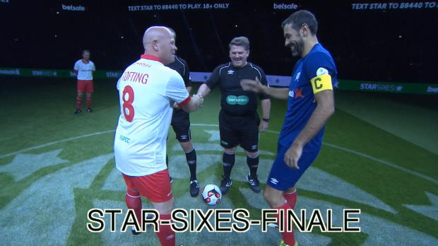 Star Sixes: Pires und Co. holen den Titel