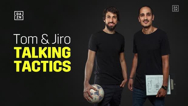 Talking Tactics - Die zentrale Rolle der Außenspieler von Eintracht Frankfurt