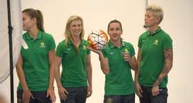 Go behind-the-scenes with the Westfield Matildas as NAB gets to know the players on their way to Rio.