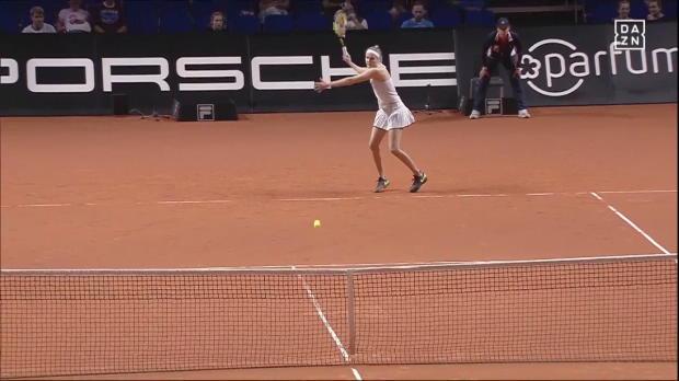 WTA Stuttgart: Tag 2