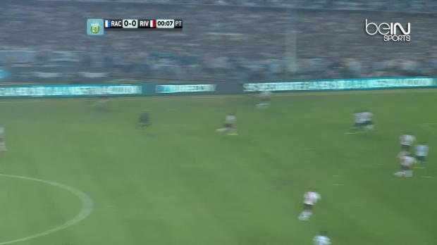 Argentine : Racing 1-0 River Plate