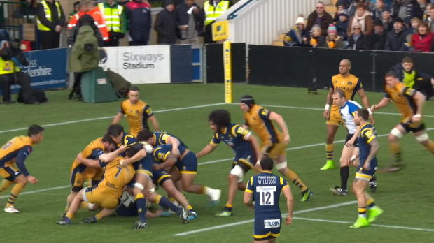 Aviva Premiership - Match Highlights - Worcester Warriors v Bristol Rugby