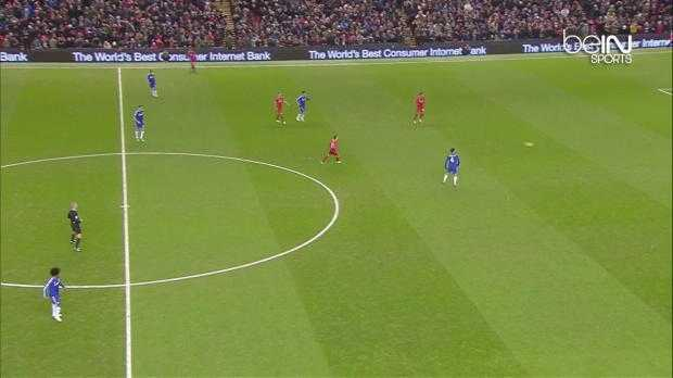 League Cup : Liverpool 1-1 Chelsea