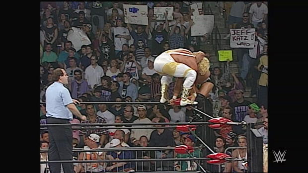 Jeff Jarrett vs. Dean Malenko - United States Championship Match: WCW Monday Nitro, June 9, 1997
