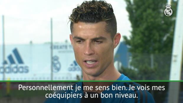 Finale - Ronaldo - 'Ce serait super de remporter une 5e Ligue des Champions'