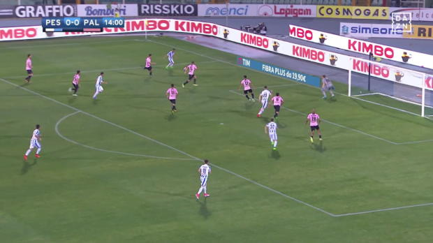 Pescara - Palermo