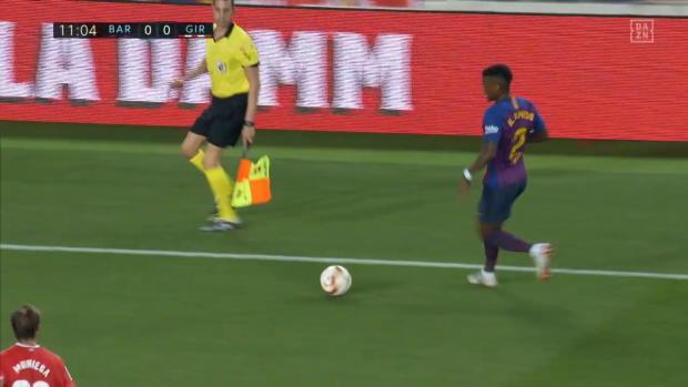 LaLiga: FC Barcelona - Girona | DAZN Highlights