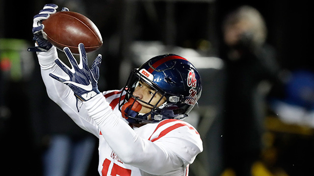 New York Giants select Evan Engram No. 23 in the 2017 NFL Draft