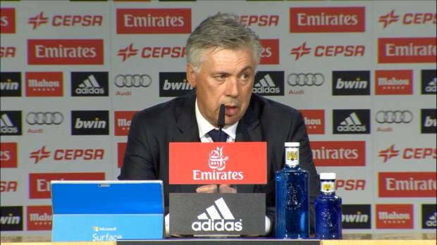 "Ancelotti zu Atletico: CL-Spiel ""was anderes"""