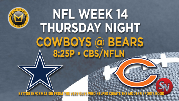 Dallas Cowboys @ Chicago Bears