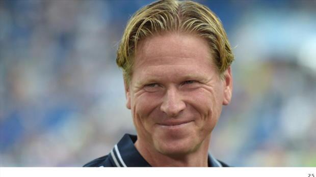 Fix: Gisdol neuer HSV-Trainer!