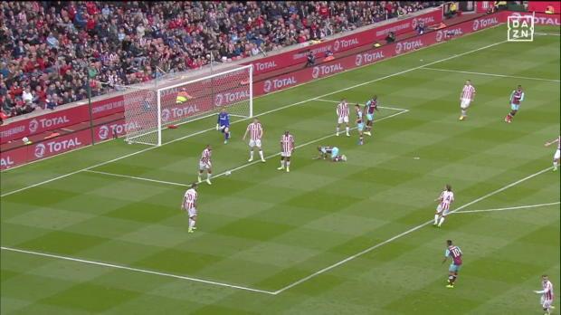 Stoke - West Ham