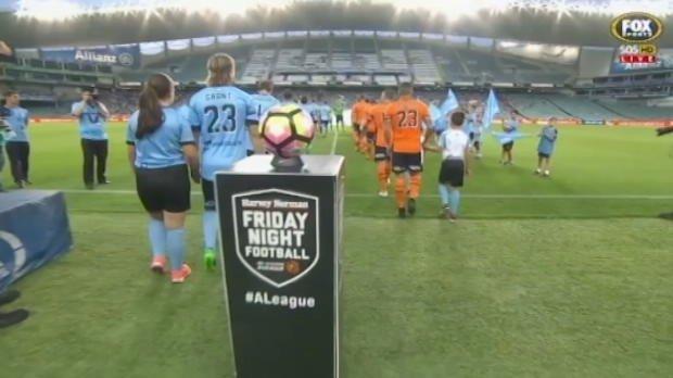 Sydney FC v Brisbane Roar highlights