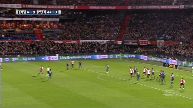 8:0! Feyenoord zerlegt die Go Ahead Eagles