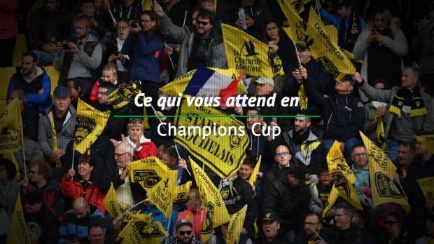 Rugby : 3e j. - Ce qui attend les clubs français