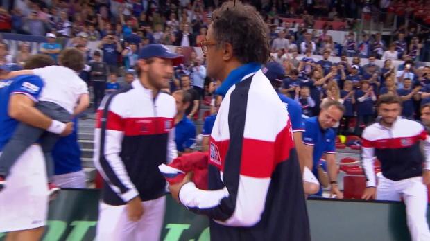 NEWS - Coupe Davis ? La France en demi-finale