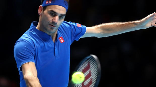 Masters - Federer - 'Une question d'attitude'