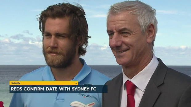 Liverpool to play Sydney FC in May