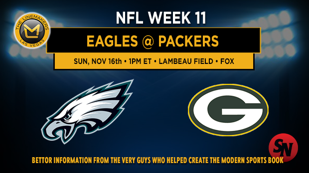 Philadelphia Eagles @ Green Bay Packers