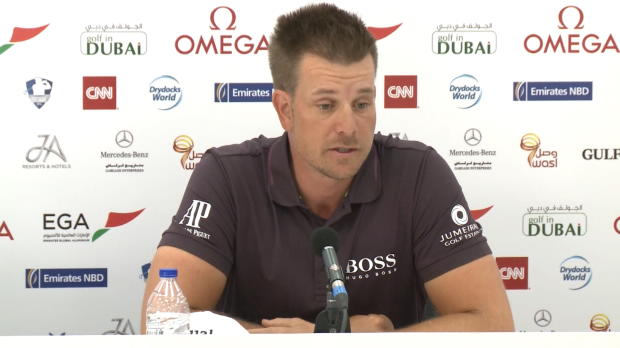 Stenson pleased with post-surgery form
