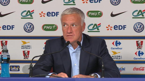 """Deschamps trotzt Kritikern: """"Pogba spielt gut"""""""