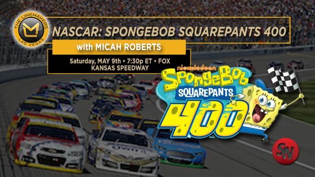 Nascar Spongebob Squarepants 400