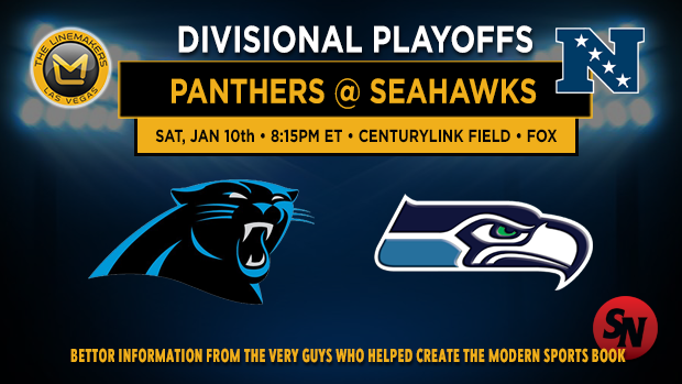 Carolina Panthers @ Seattle Seahawks