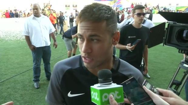 """Guardiola-Lockruf? Neymar: """"Gab ein Angebot"""""""