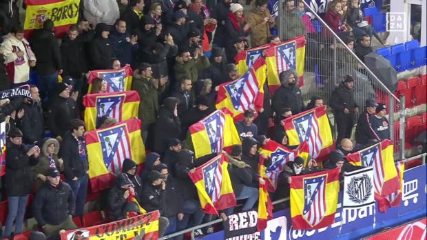 Eibar - Atletico Madrid