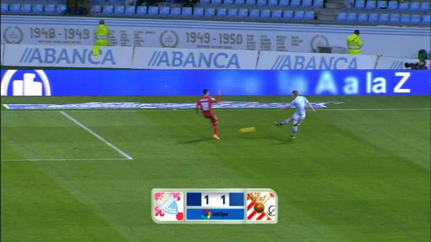 LaLiga Round 23: Celta Vigo 1-1 Sevilla