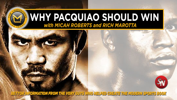 Why Manny Pacquiao Should Win...