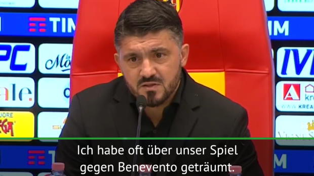 Torwart-Tor in Nachspielzeit schockt Gattuso