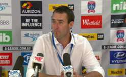 Coach Clayton Zane says his Jets side learned a hard lesson after succumbing to the Phoenix at home.