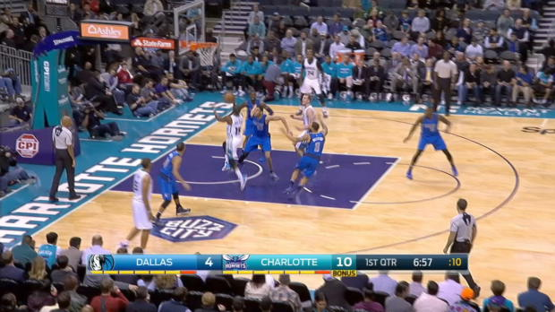 GAME RECAP: Hornets 97, Mavericks 87