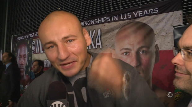 Boxen: Artur Szpilka, Polens neuer Bösewicht