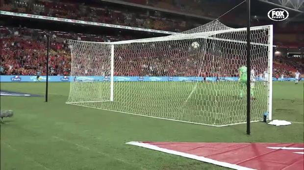That Goal from Maclaren!