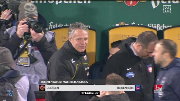 Dynamo Dresden - 1. FC Heidenheim 1846