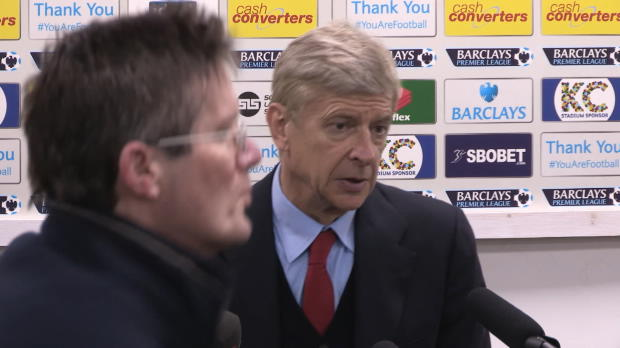 "Foot : P.League - Wenger - ""Une victoire importante"""