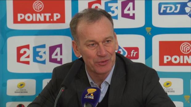 CDL - Troyes, Furlan n'a pas 'de regrets'