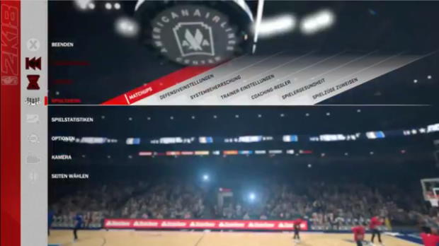 NBA 2K: Dallas Mavericks vs. Atlanta Hawks