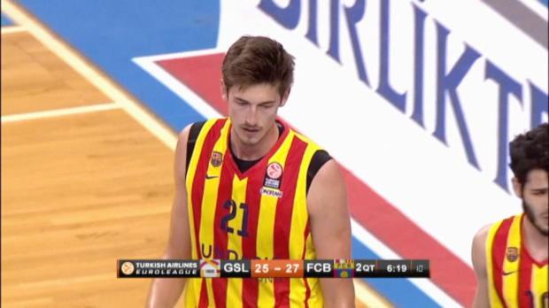 Double-Double! Pleiß stark, Barcelona siegt