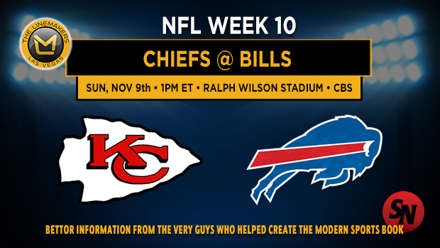 Kansas City Chiefs @ Buffalo Bills