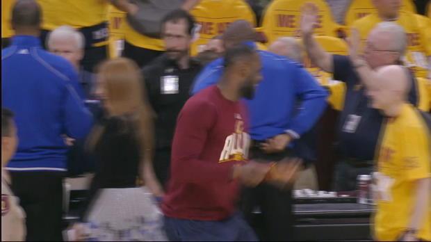 Hawks vs. Cavaliers: Game 2