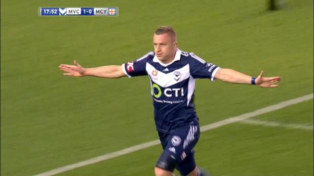 A-League: Finale! Ex-Hamburger Berisha trifft